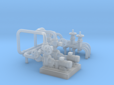 3D-Printed Components and Accessories
